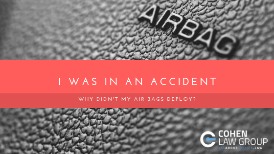 Why Didn T My Air Bags Deploy